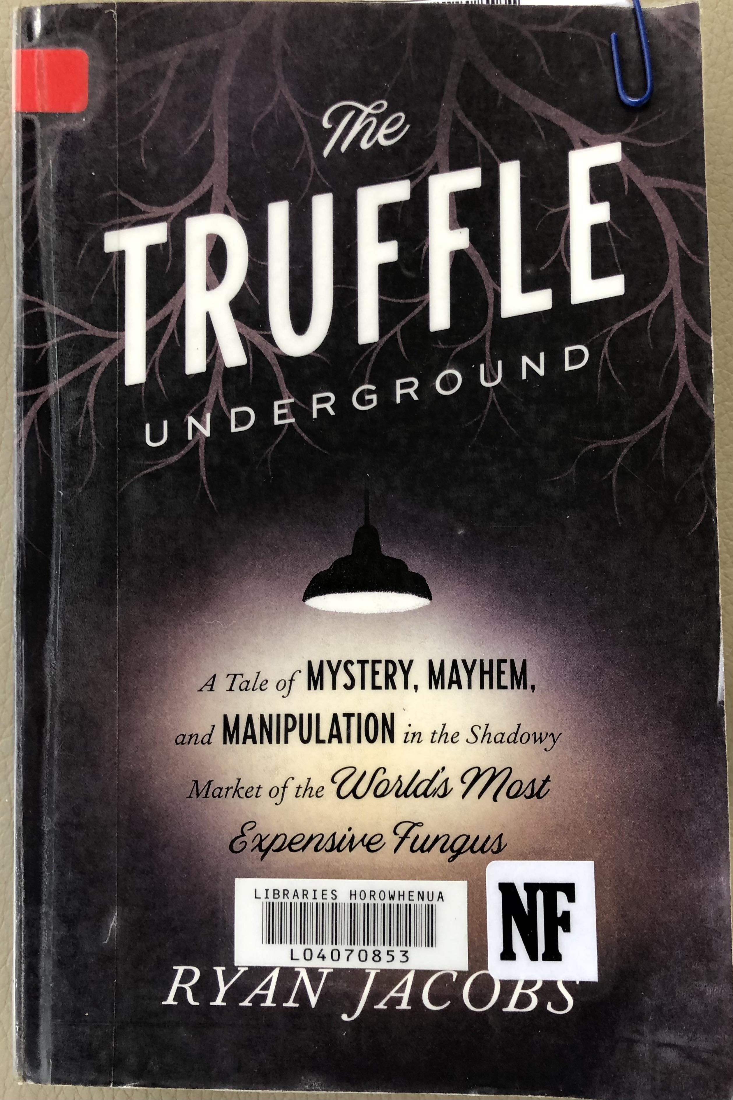 Truffle underground book